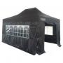 Easy up tent 3×4.5 – Partytentverhuur Stedendriehoek