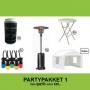 Partypakket 1 – Stedendriehoek