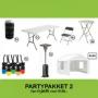Partypakket 2 – Stedendriehoek