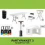 Partypakket 3 – Stedendriehoek